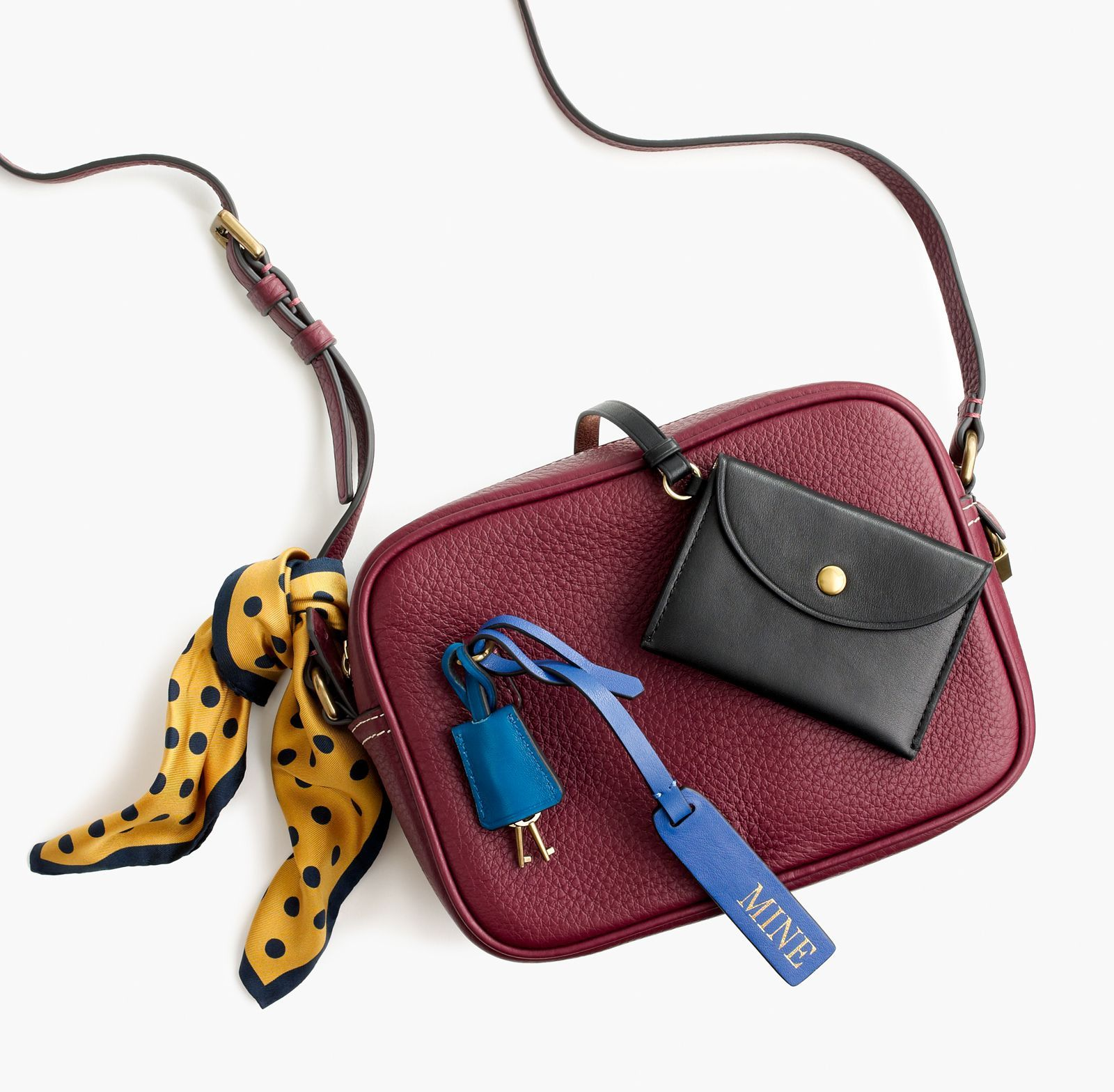 J Crew S New Handbags Are Easy To Wear Style Personalize Refinery29