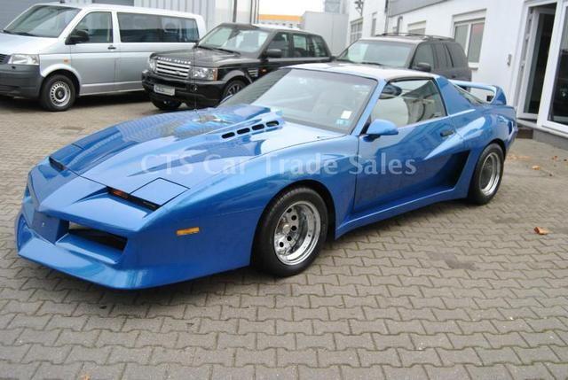 Widebody TransAm    | Pontiac Firebird Formula Trans Am