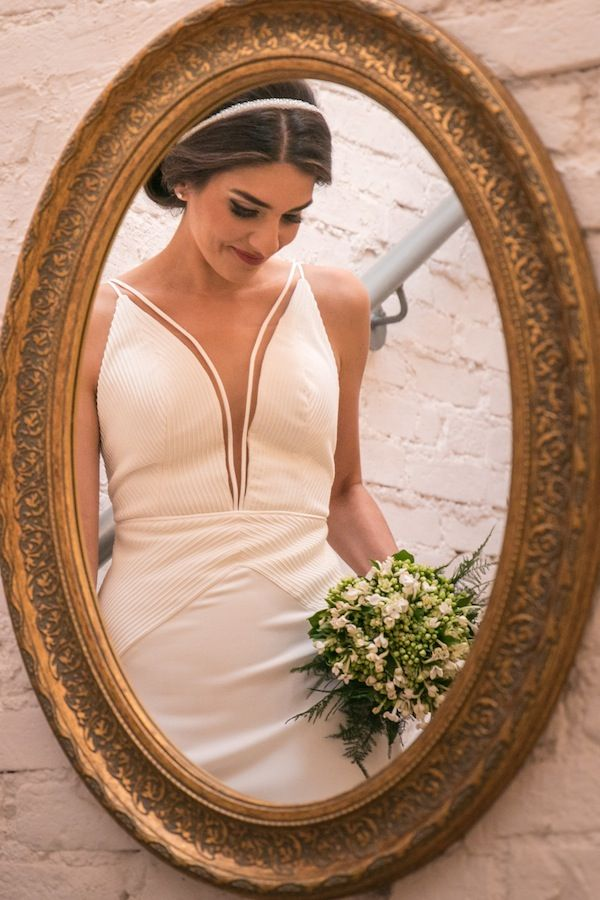 Mini Wedding na Casinha Quintal | Larissa + Filipe – Vestida de Noiva | Blog de Casamento por Fernanda Floret