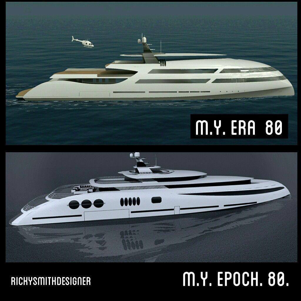 Pin Pa Super Yacht