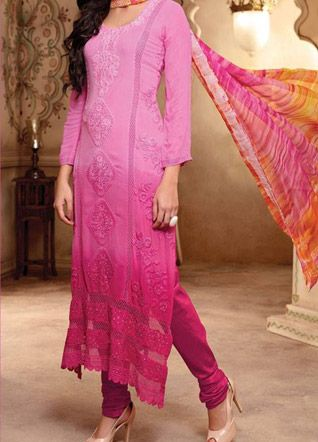 Stylish Indian Salwar Kameez Suit