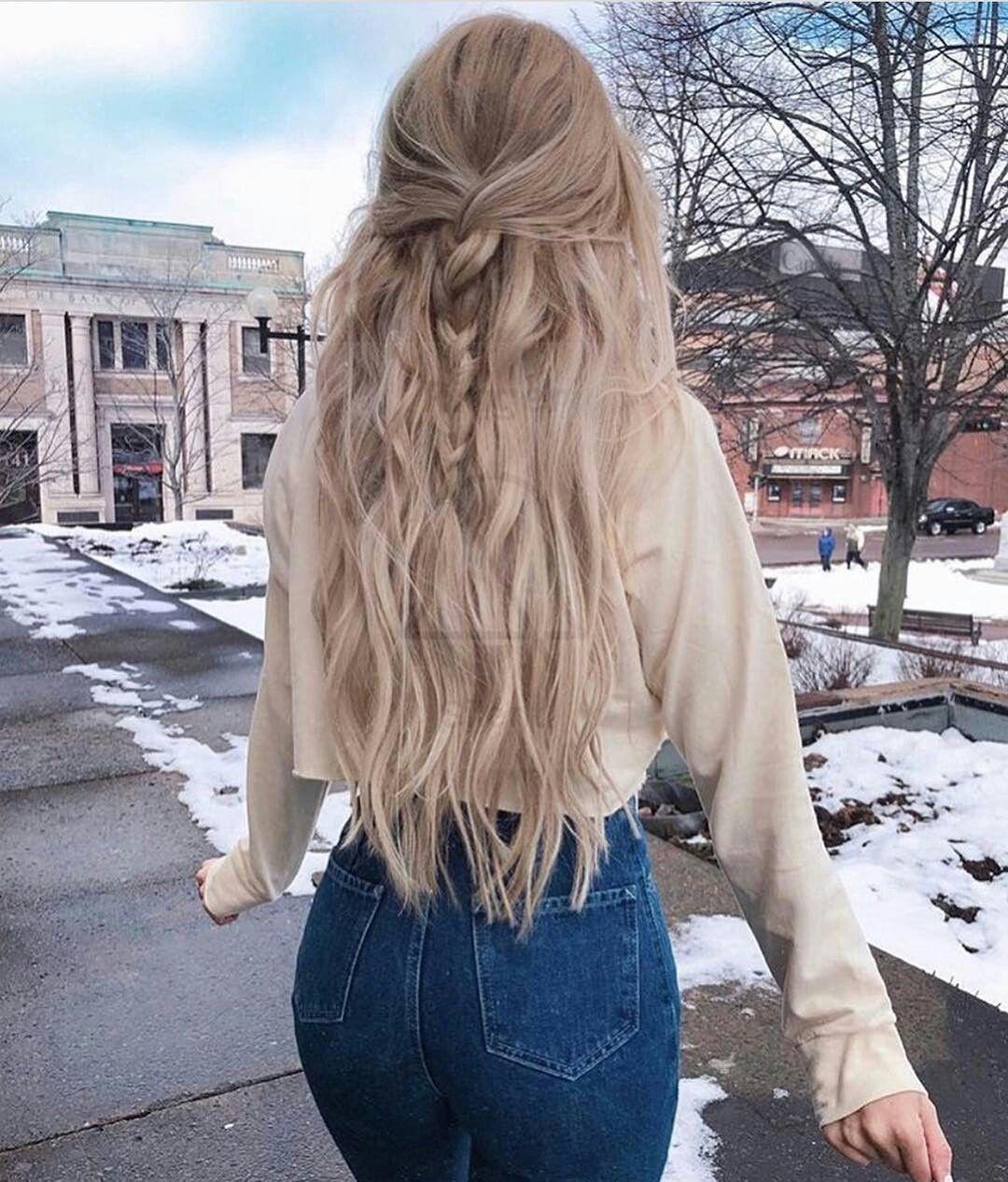 Oktobertwelve Hair Styles Long Hair Styles Curly Hair Styles