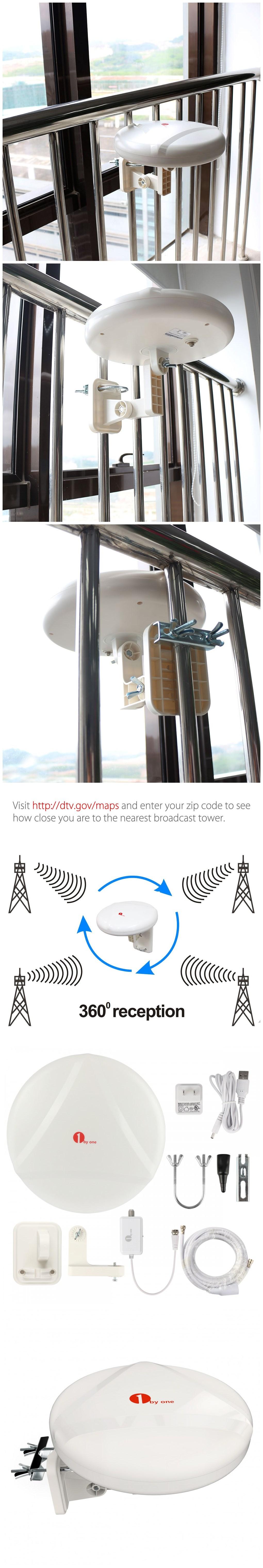 Electronics Outdoor Tv Antenna Tv Antenna Outdoor Antenna