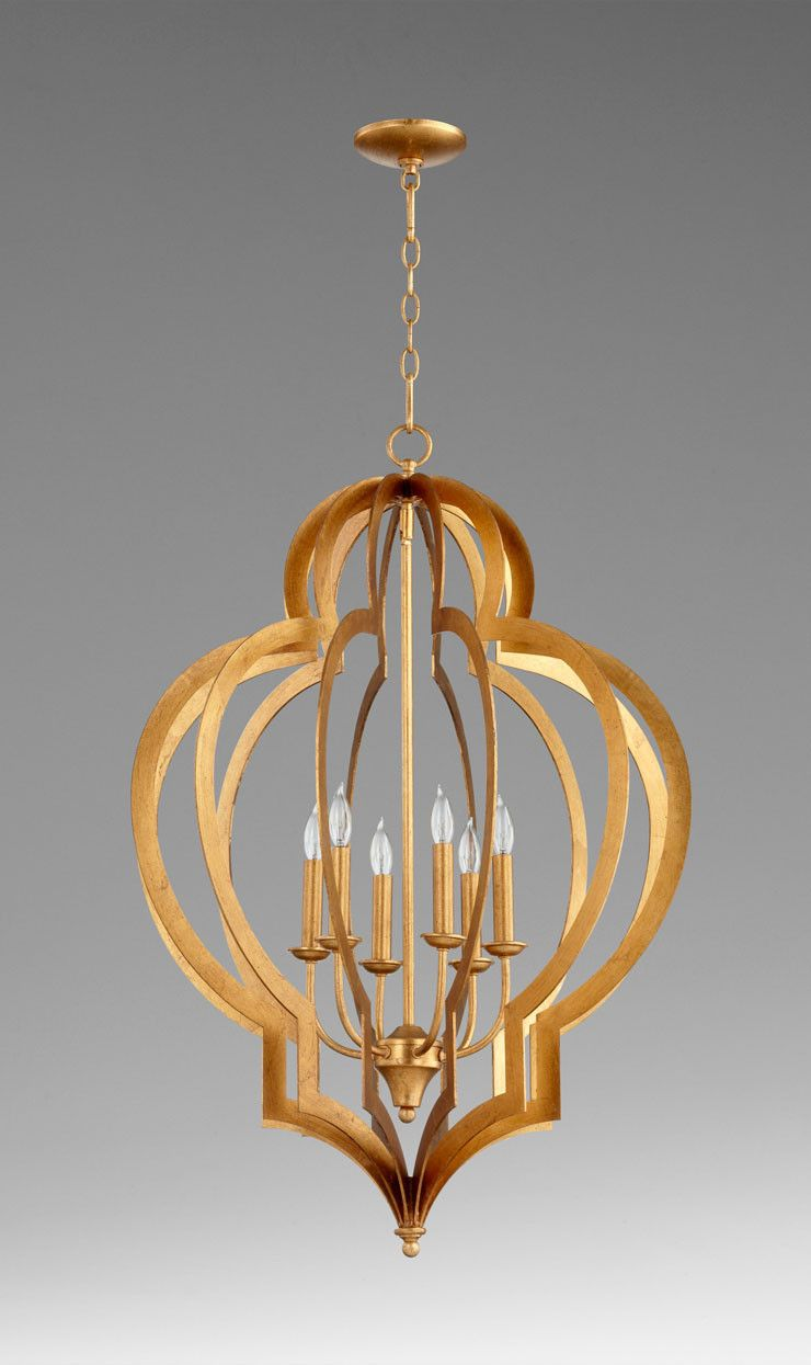 large vertigo gold leaf chandelier design by cyan design home rh pinterest ca