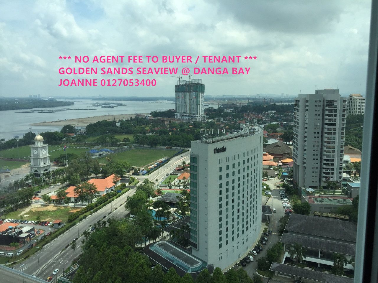 For Sale Golden Sands Seaview Residence Suites Location Johor Bahru Johor Type Condo Serviced Residence Price Rm630000 Size 852 Sqf Johor Sand Skyscraper