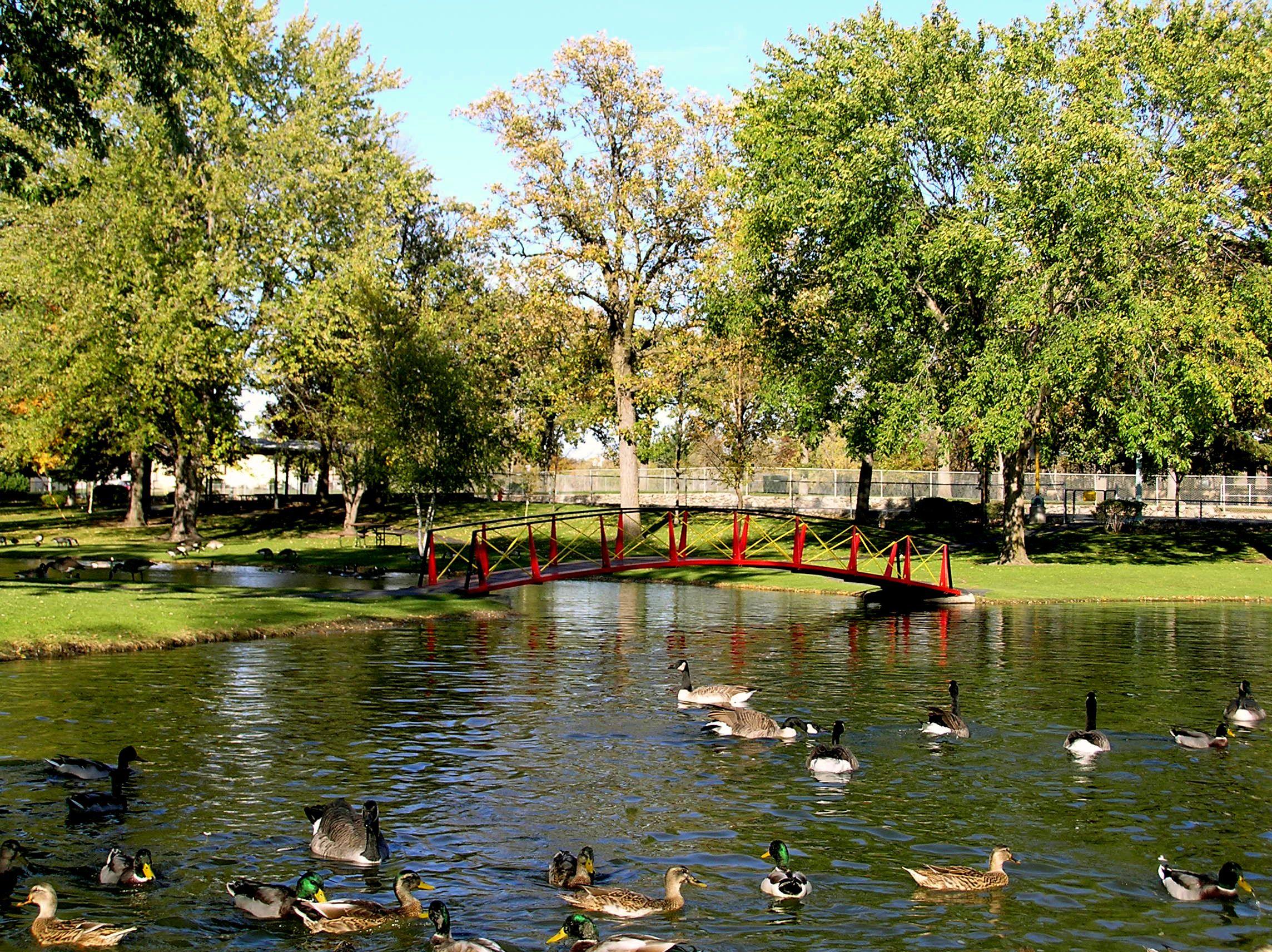 Noonan's Park Alexandria Mn