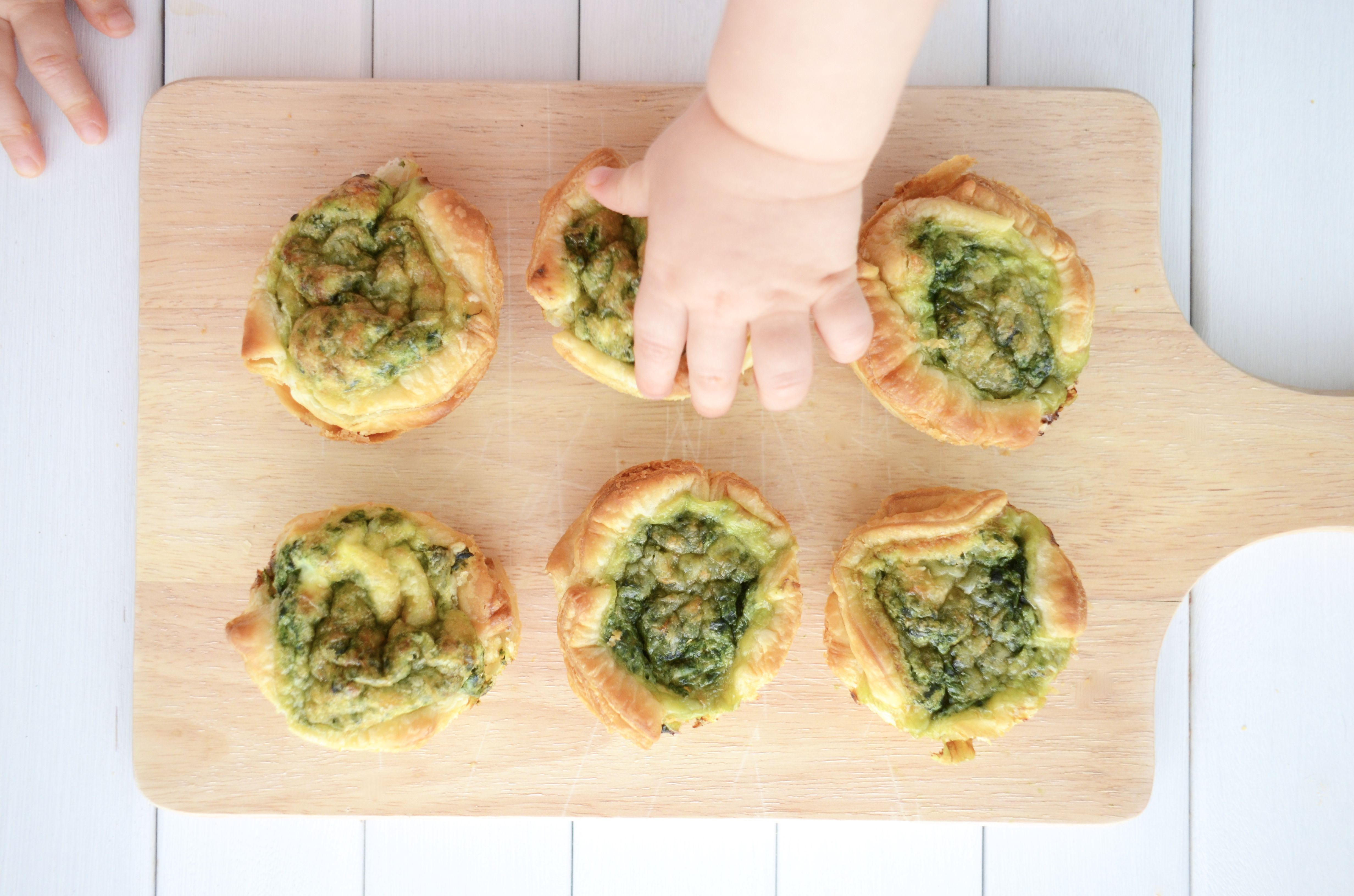 Spinach quiche cups baby food recipe baby food pinterest spinach quiche cups baby food recipe forumfinder Image collections