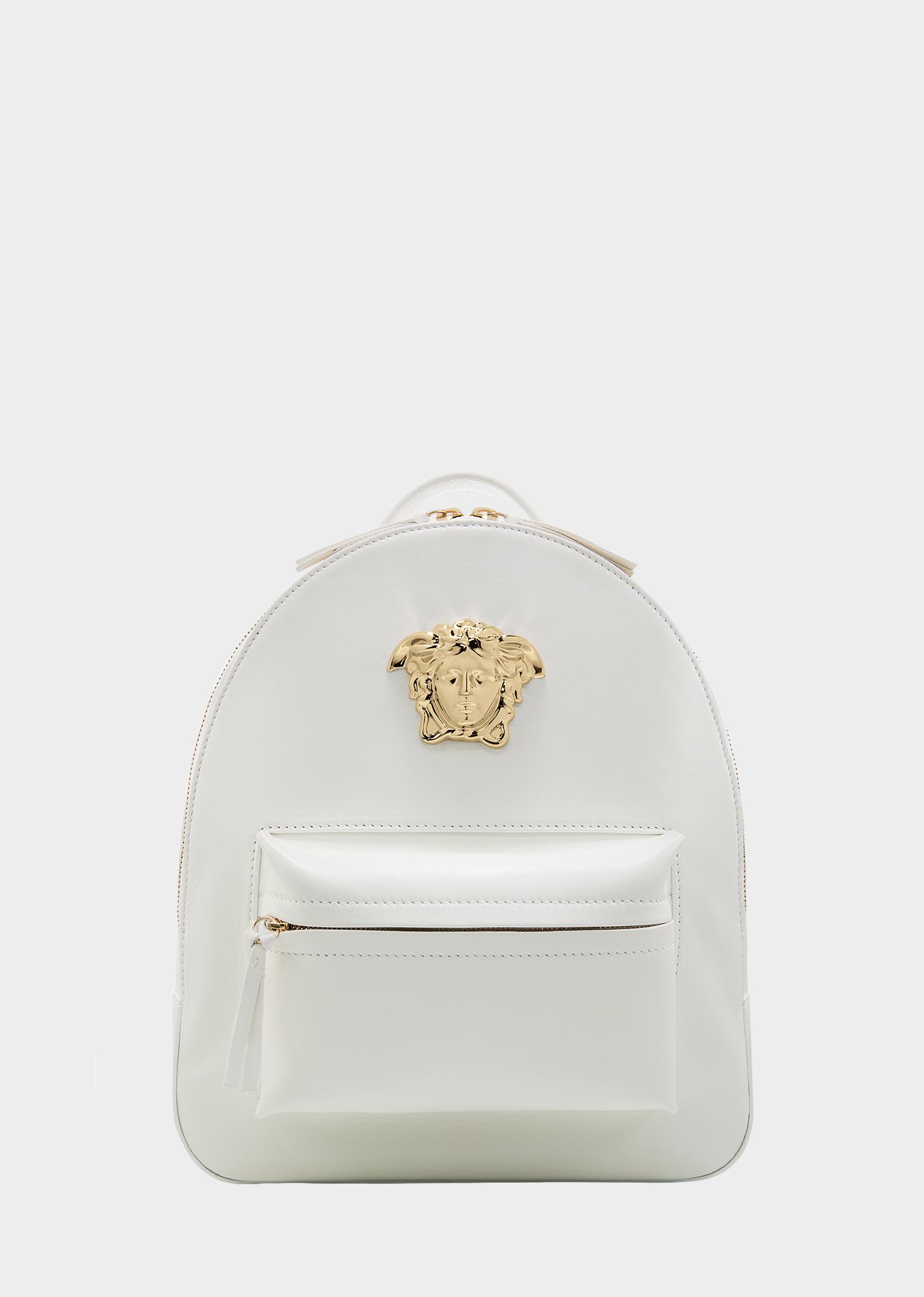Medusa Palazzo leather backpack - D01OC
