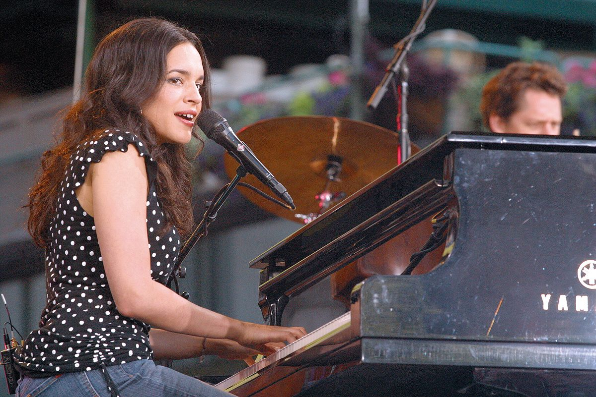 "Blues Piano Sheets » ""Summertime"" by Norah Jones & Marian ..."