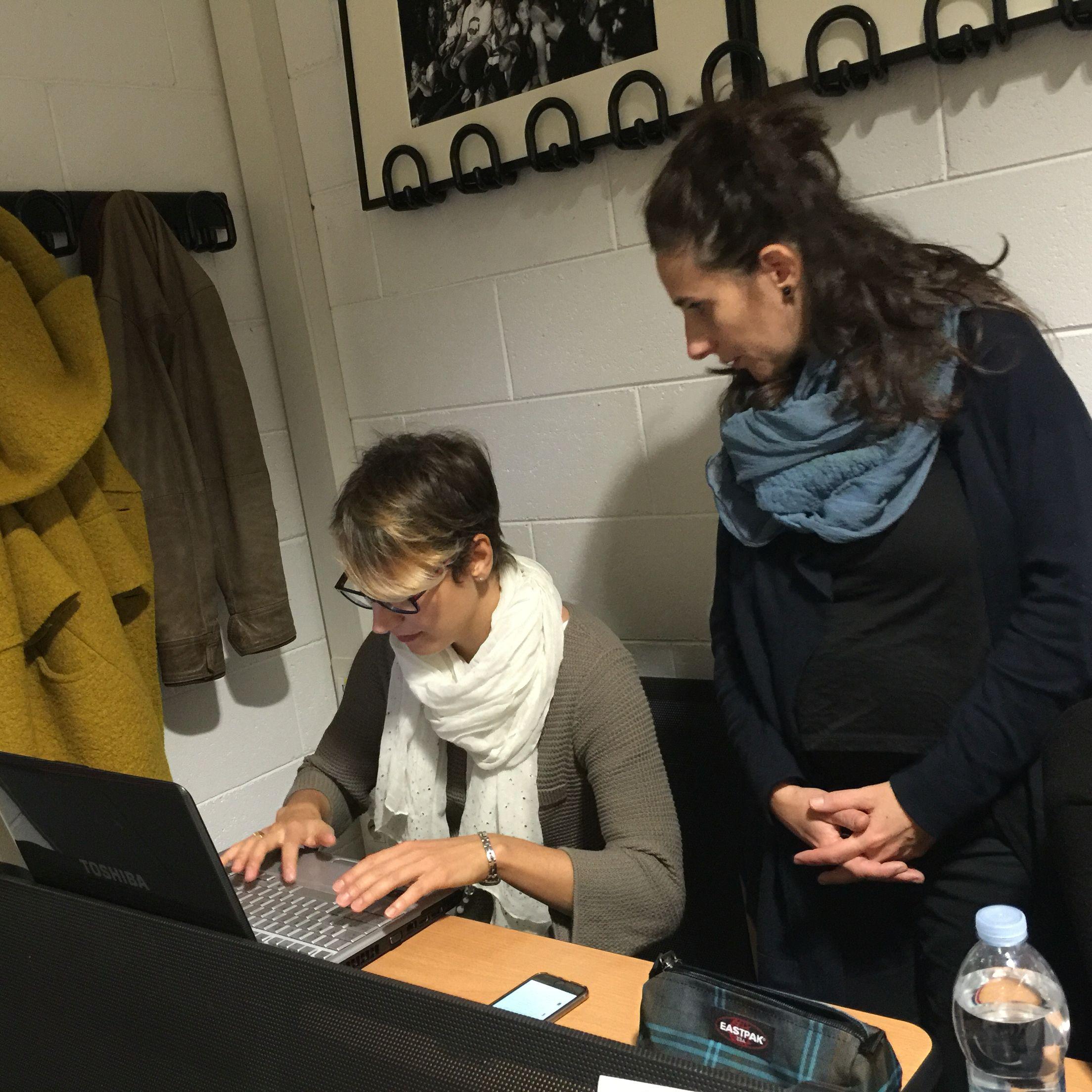 #assaltialcielo @Metas e @Francesca Oggionni
