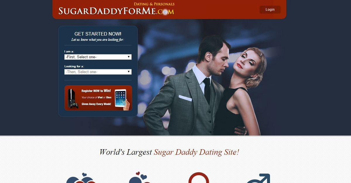 Sugar Daddy For Me Sign In