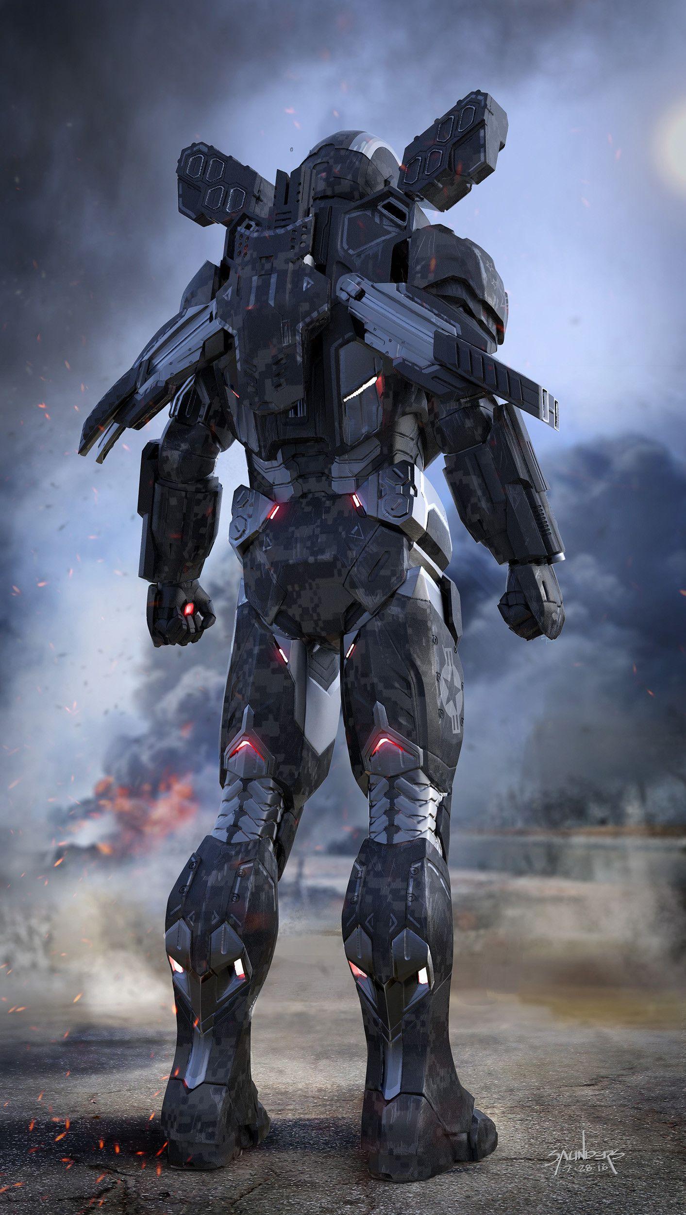Pin On Avenger War Machine