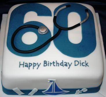 Birthday Cake for a DoctorJPG Cake Ideas Pinterest Birthday