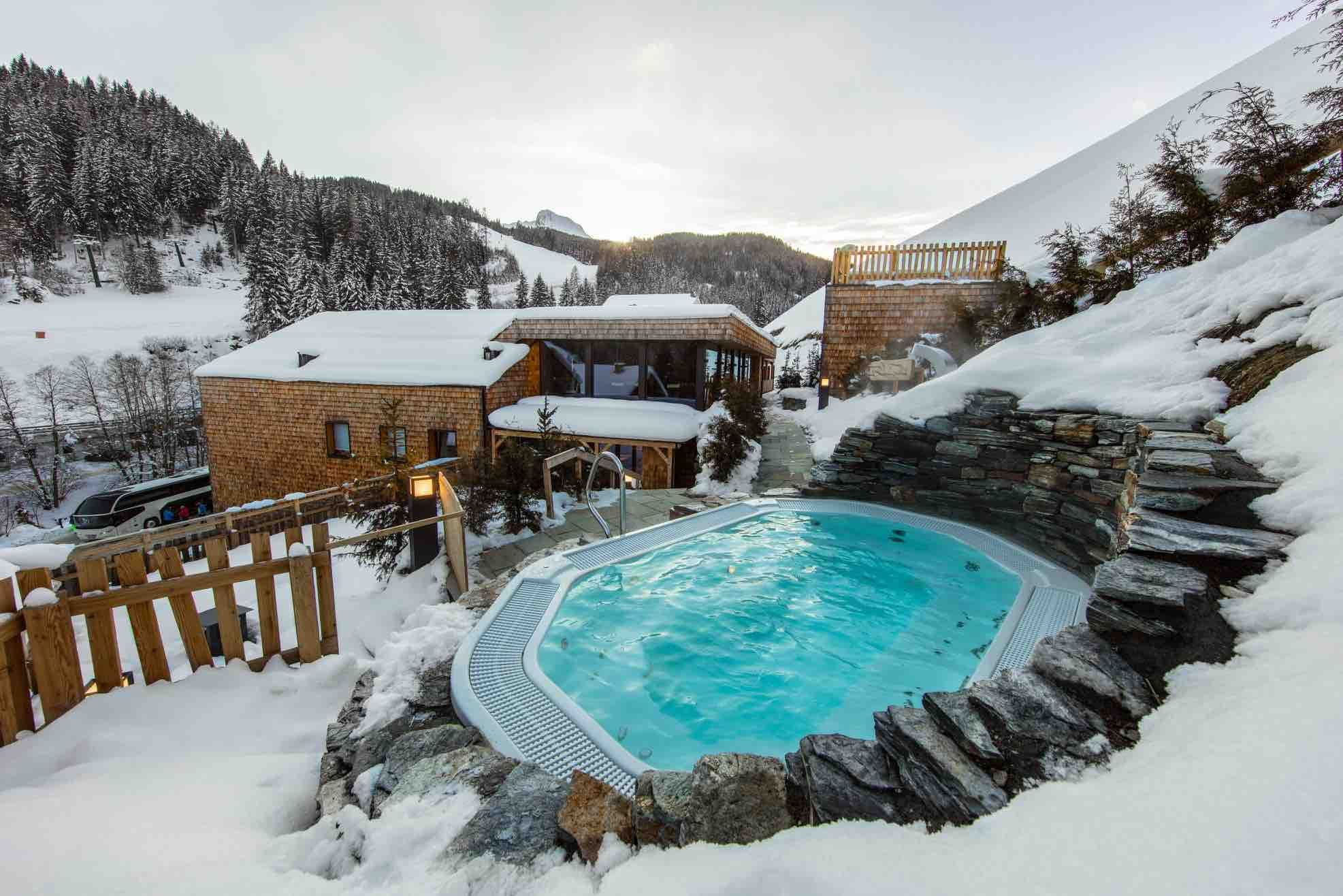 Gourmethotel Tenne Lodges Ratchings Racines South Tyrol Design