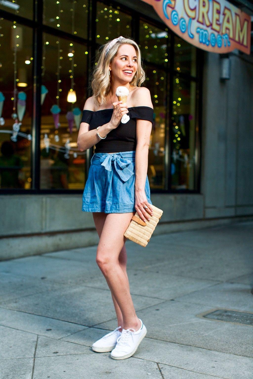 23170b15867fd Cute summer outfit.