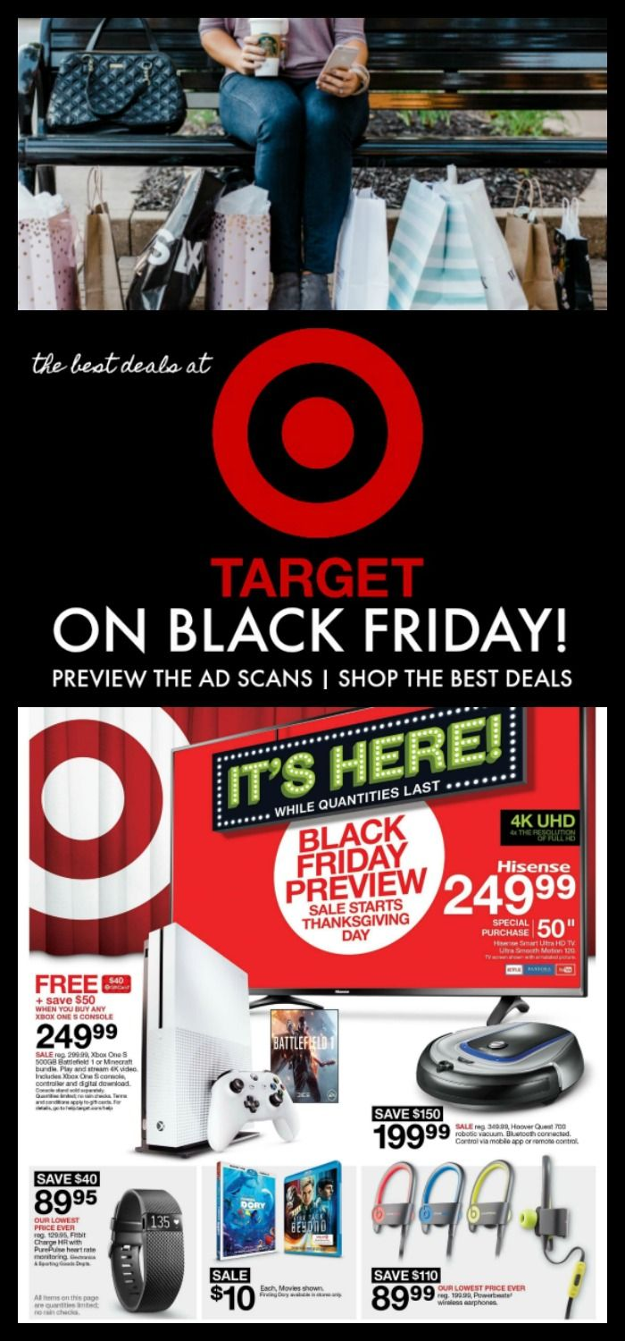 The Best Target Black Friday Deals From The Target Black Friday Ad Shop For Christmas Gifts For Women Men Black Friday Target Black Friday Black Friday Ads