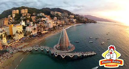 Buen Dia #Vallarta!! Que disfruten del Fin de Semana!   #PolloFeliz #PuertoVallarta