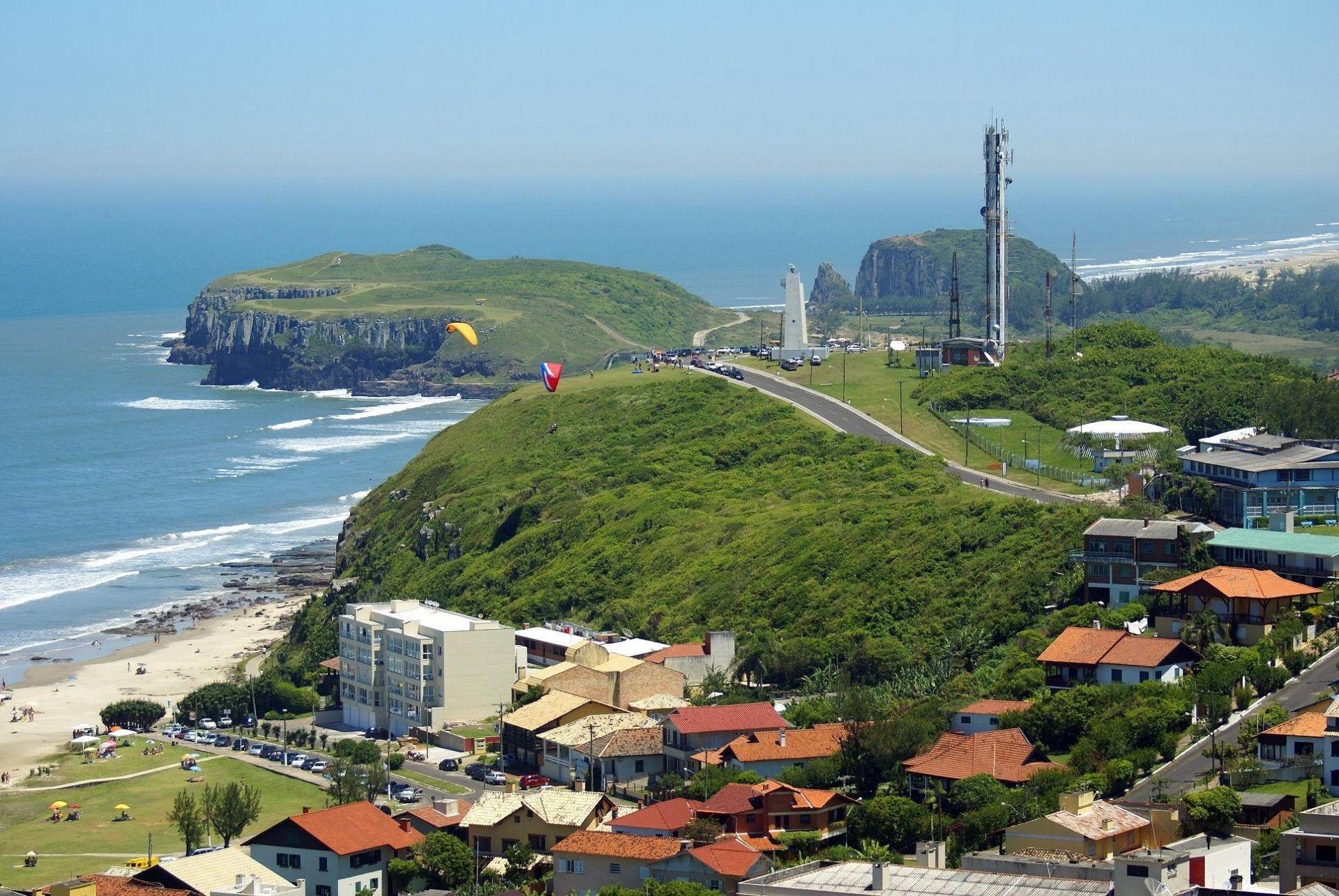 Praia de Torres - Beach in Brazil - Thousand Wonders
