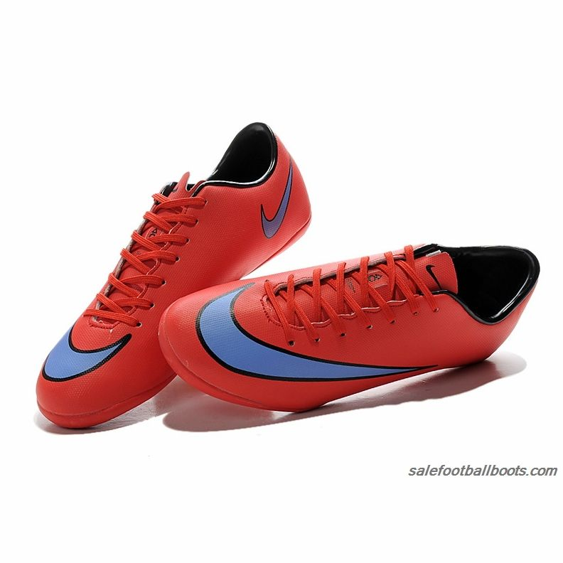 c0fac07a9 Nike Mercurial Victory V Indoor Bright Crimson Persian Violet  61.99 ...