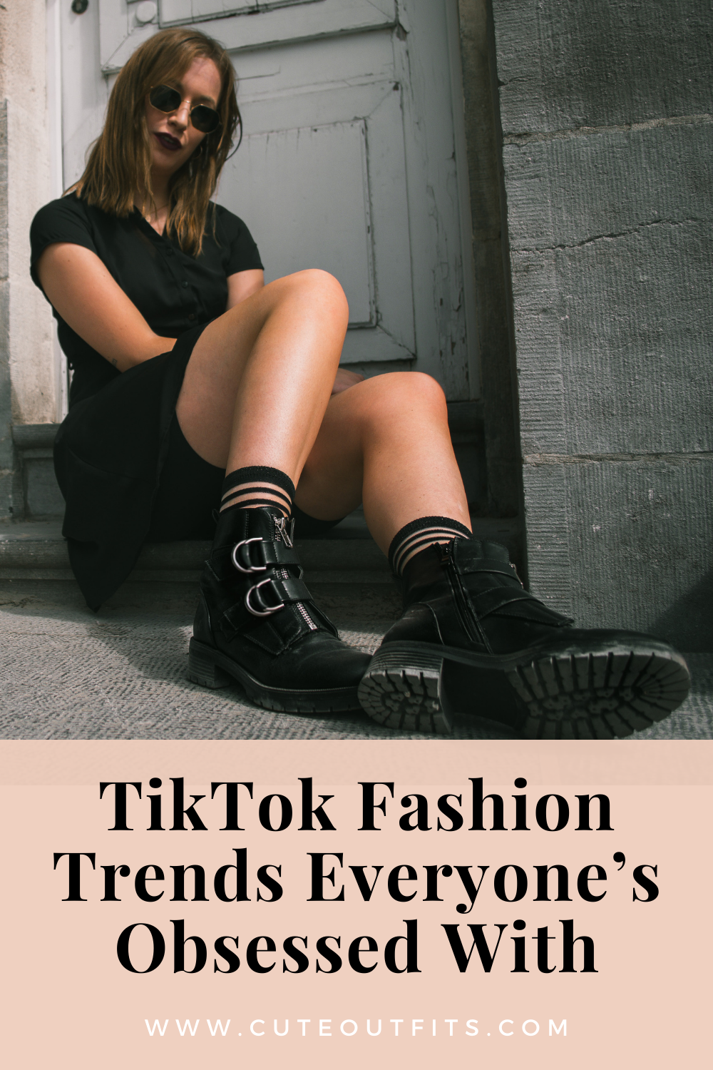 Tiktok Trends Are Usually About The Latest Dance Crazes But This App Also Has A Lot To Offer When It Comes To Fashion H Tiktok Fashion Fashion Gingham Outfit