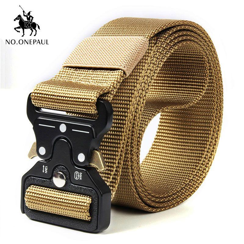 Fashionable Men/'s Belts pure leather Slide Belt Ratchet Belt No Buckle