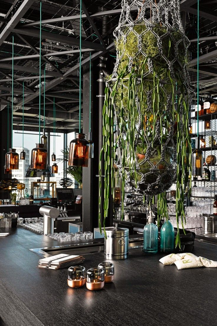 25hours hotel bikini berlin cool hotel but also check out the rooftop monkey bar for drinks. Black Bedroom Furniture Sets. Home Design Ideas