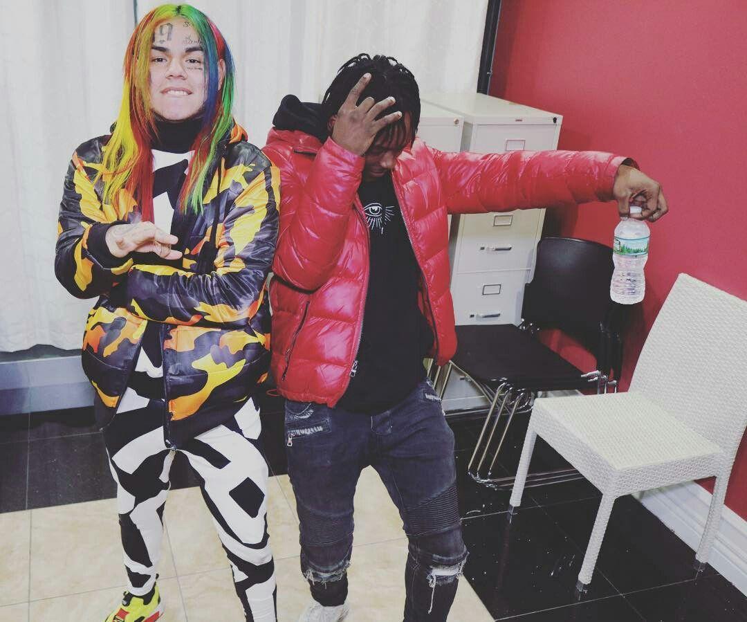 6ix9ine Costume: Rap, Instagram Logo, Rapper