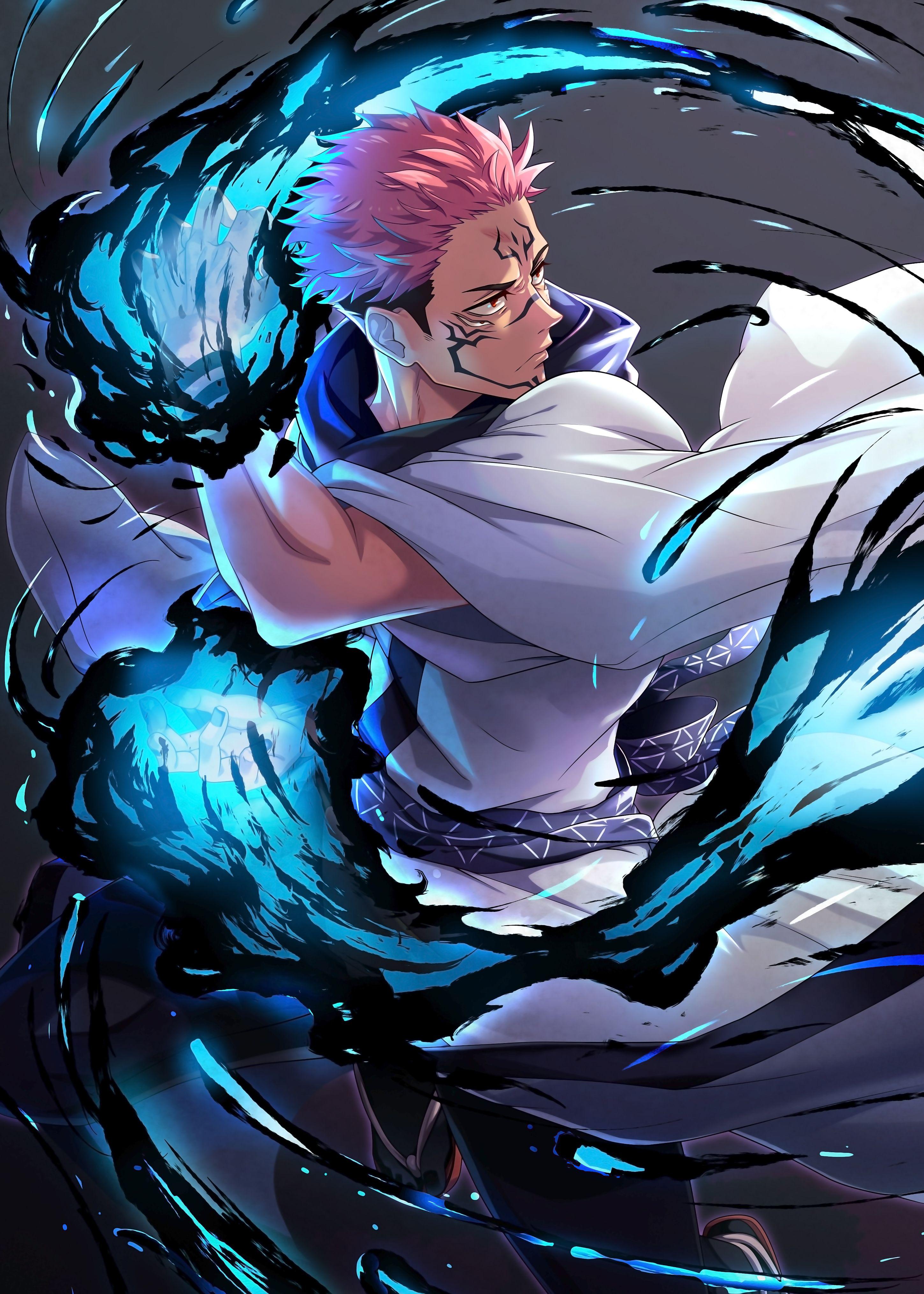Jujutsu Kaisen Sukuna Poster By Terpres In 2021 Jujutsu Cool Anime Pictures Anime Films