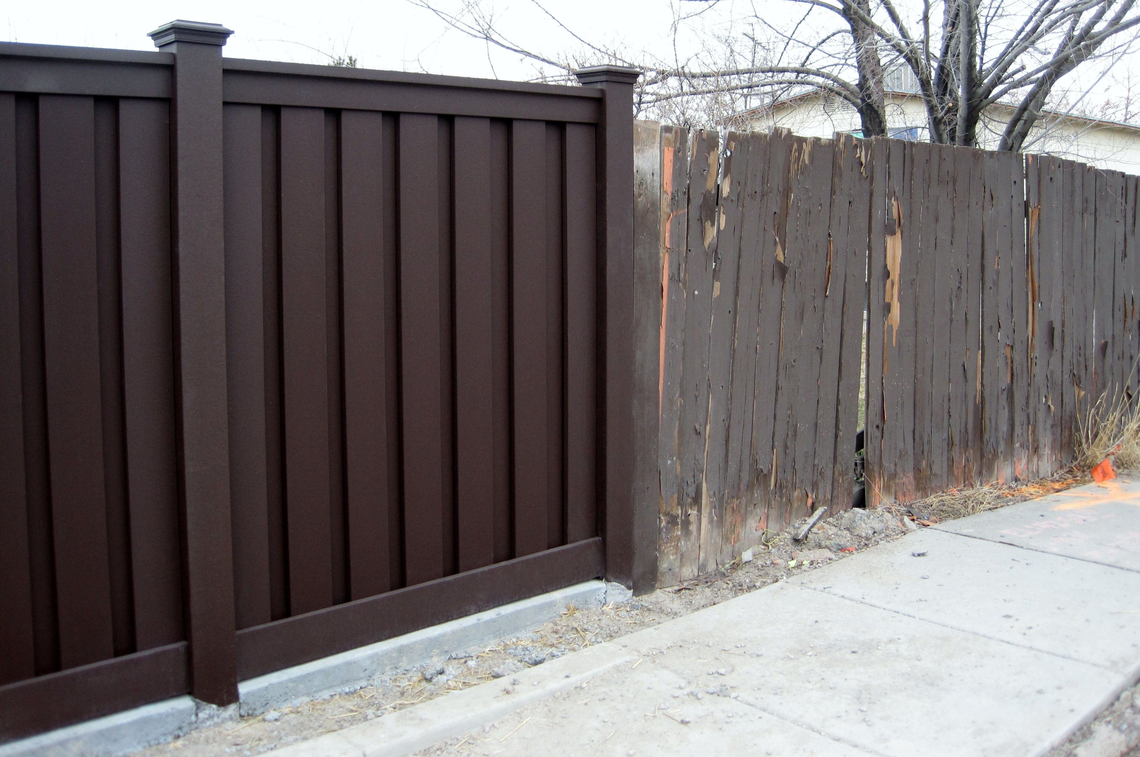 Trex Fencing Home Pinterest
