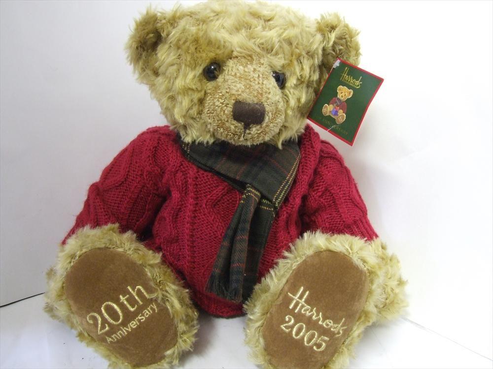 Harrods christmas bear bears