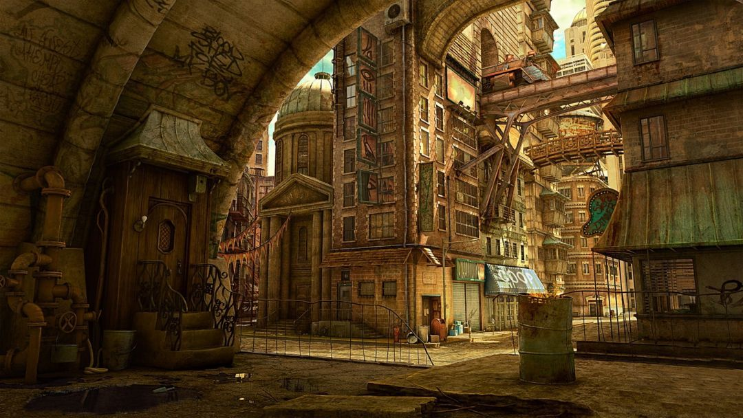 Best Android Iphone Desktop Wallpapers Download 1080p 4k 5k 63 92386 Hdwallpapers Androidwallpa Steampunk City Steampunk Wallpaper Fantasy City