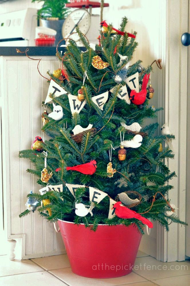 A Tale of Two Trees..Christmas Tree Blog Hop | Christmas tree ...