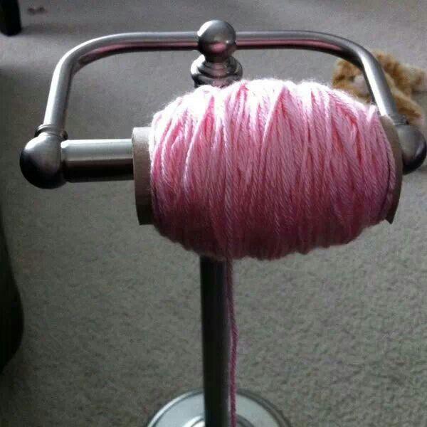 Keep your yarn tangled free