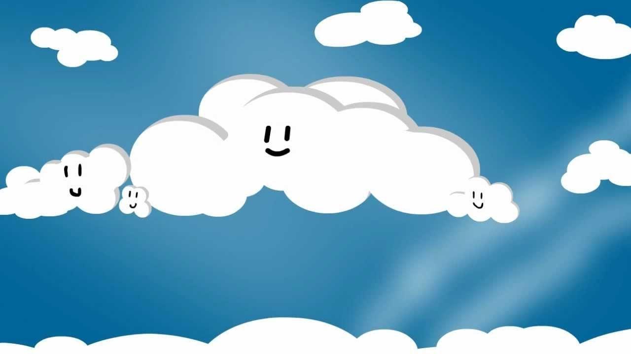 картинки анимация облачко вятском