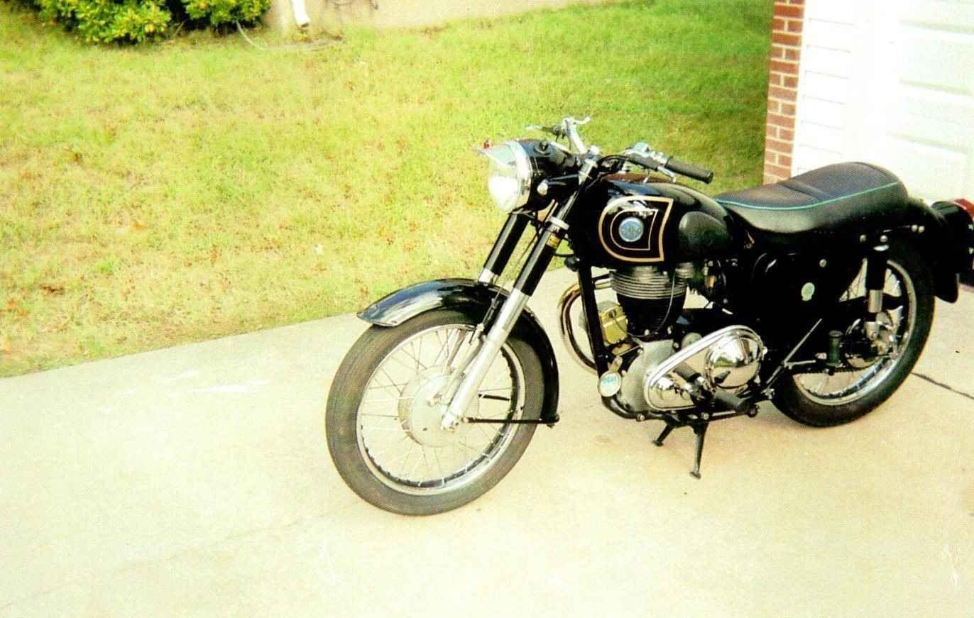 1957 AJS 18S Harley davidson, Harley, Suzuki