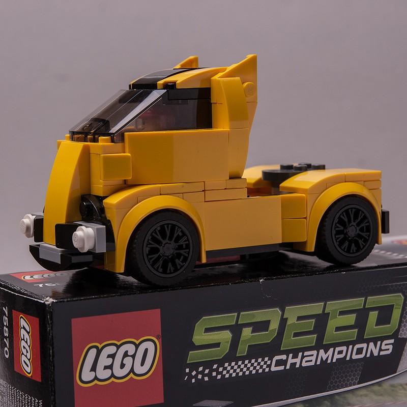 75870 Truck Lego Cars Trucks Lego Speed Champions