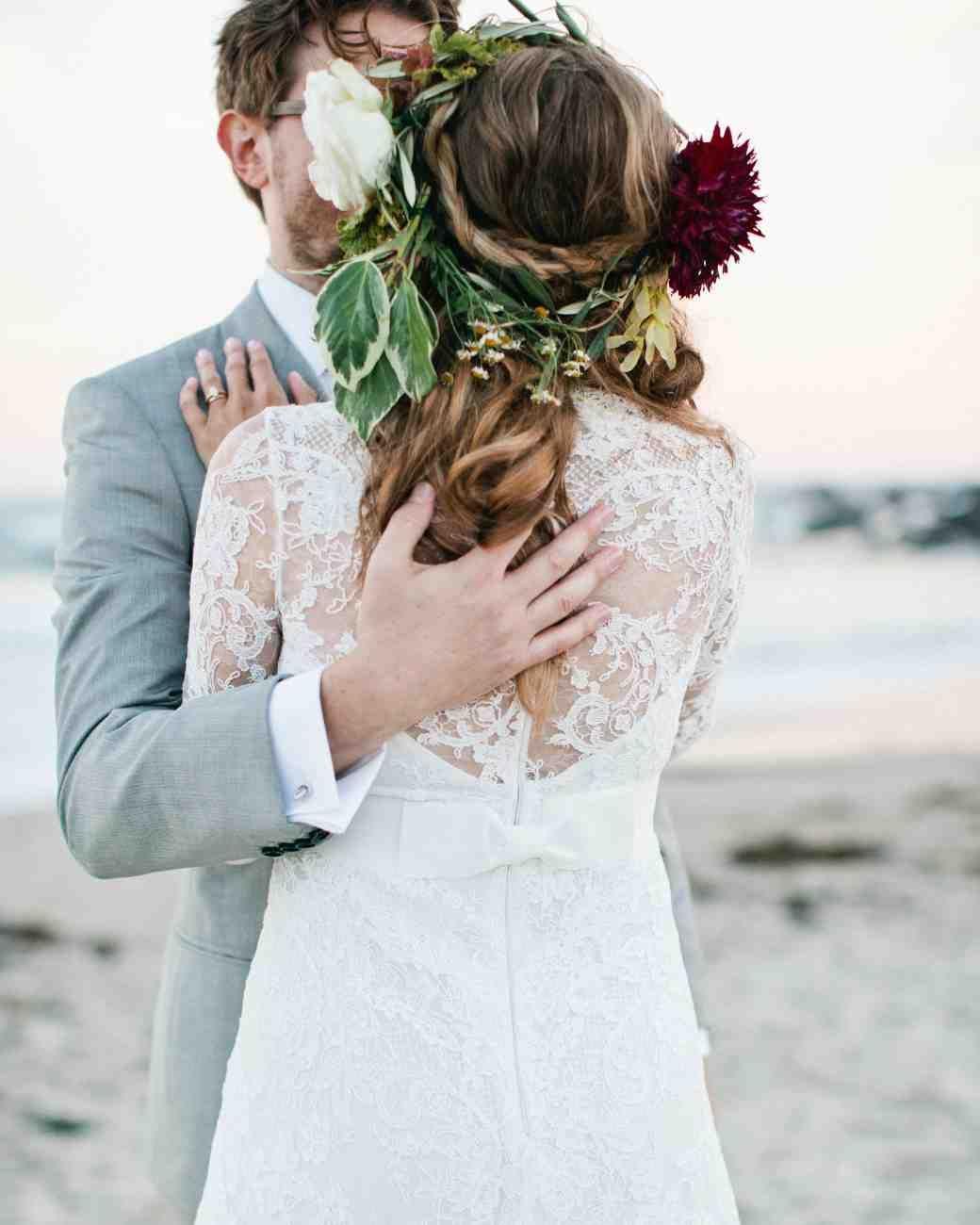 13 Braided Wedding Hairstyles We Love | Martha stewart weddings ...