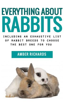 Awesome book about rabbits, how to choose what breed for a pet, and proper caring of them!