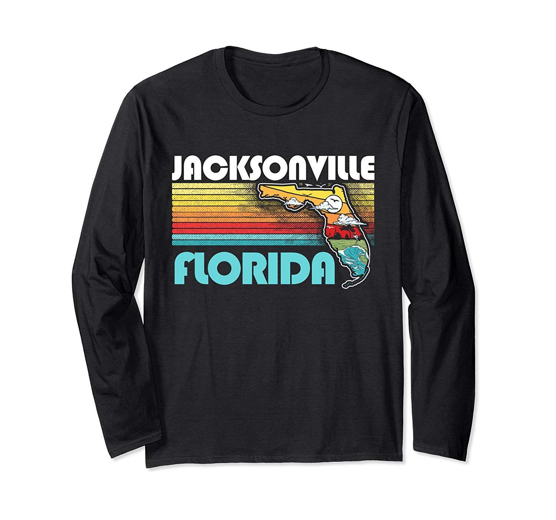 Jacksonville Vintage Florida Nature & Outdoors Retro