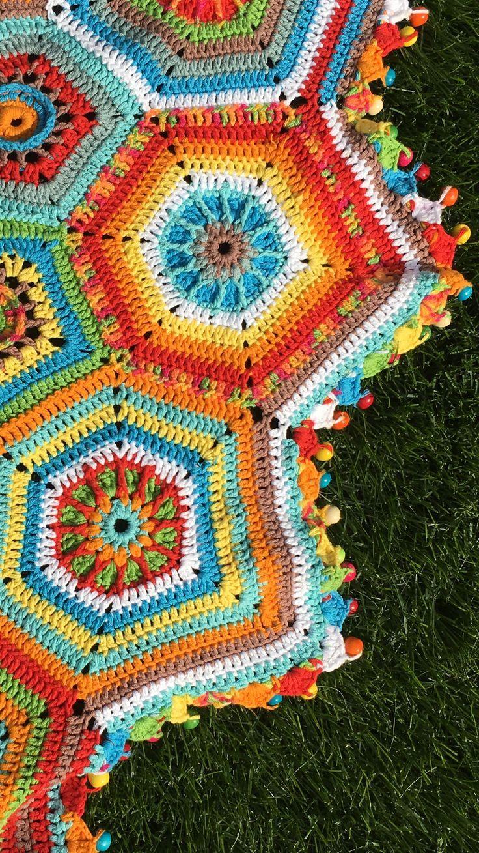 crochet colors   crochet   Pinterest   Proyectos de ganchillo ...