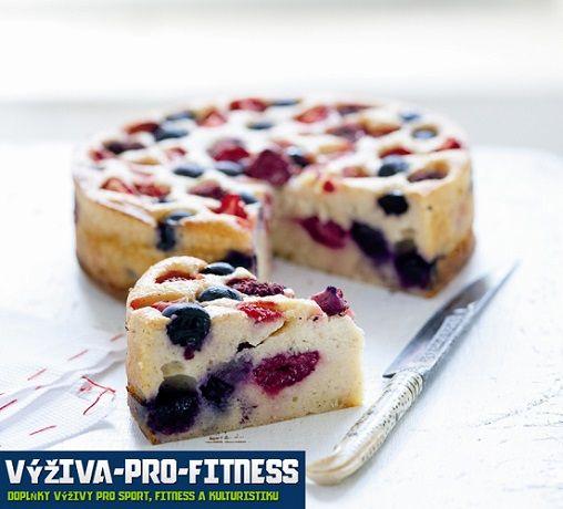 Tvarohový koláč   Výživa pro fitness