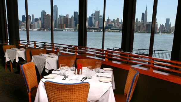 Another view from the Chart House in Weehawken, NJ My Favorite