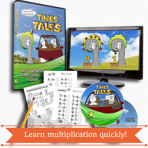 Times Tales New Animated DVD