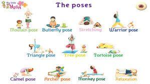 Kids Yoga Pose