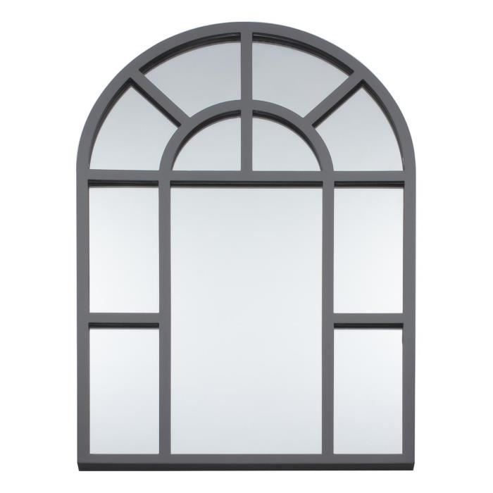 Conomisez 23 sur ce miroir atelier arrondi cdiscount bons plans d co pinterest atelier for Miroir forme fenetre