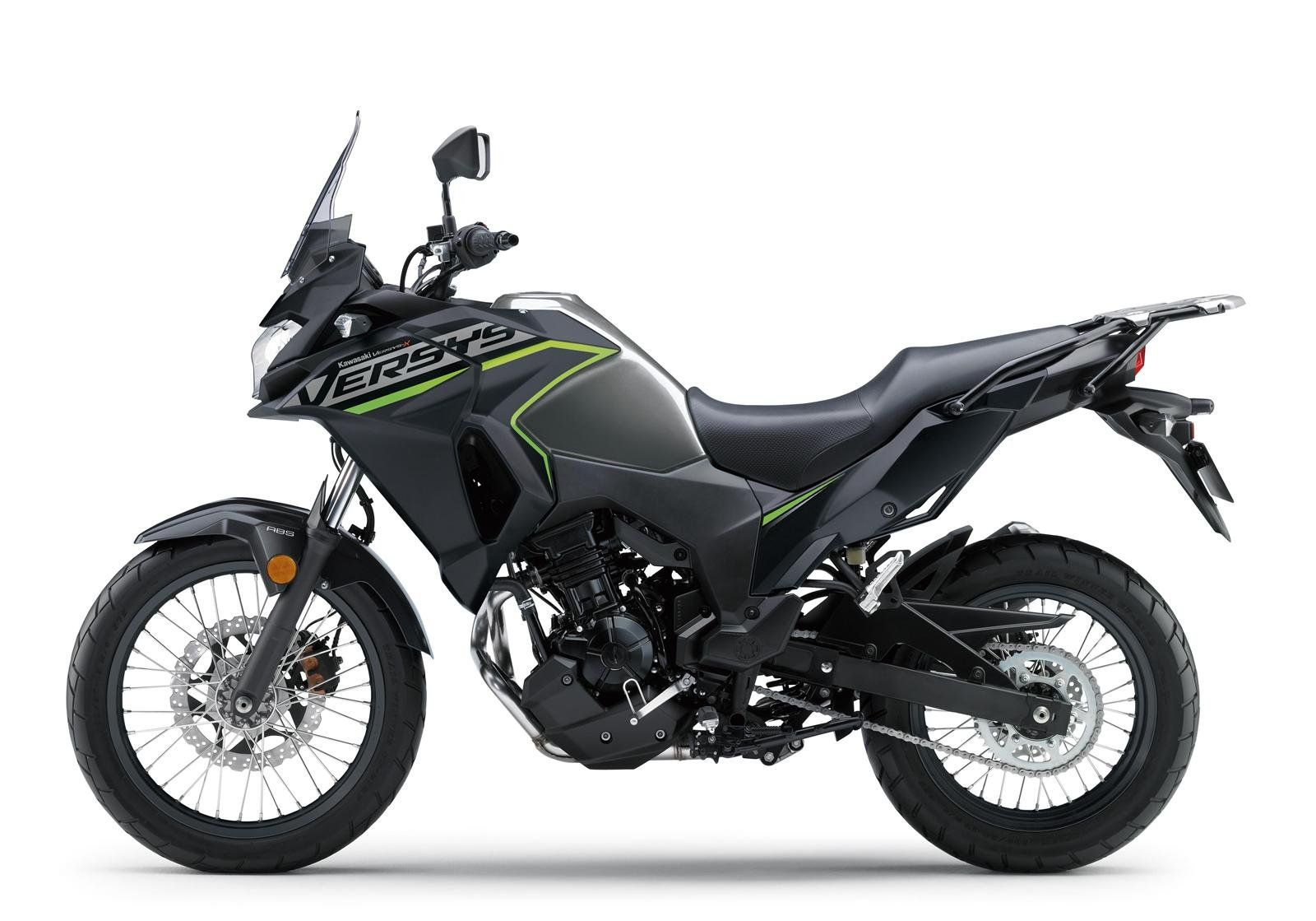 Kawasaki 300 Versys 2019 Spy Shoot From Versys X 300 2019