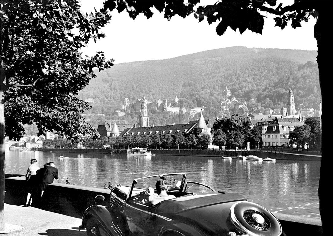 Heidelberg Germany 1930 Heidelberg Germany And Prussia Germany