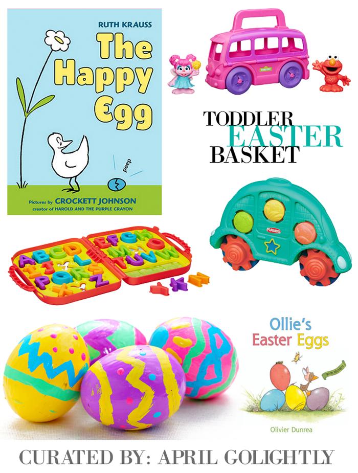 Toddler easter basket easter baskets easter and easter egg designs toddler easter basket april golightly negle Images