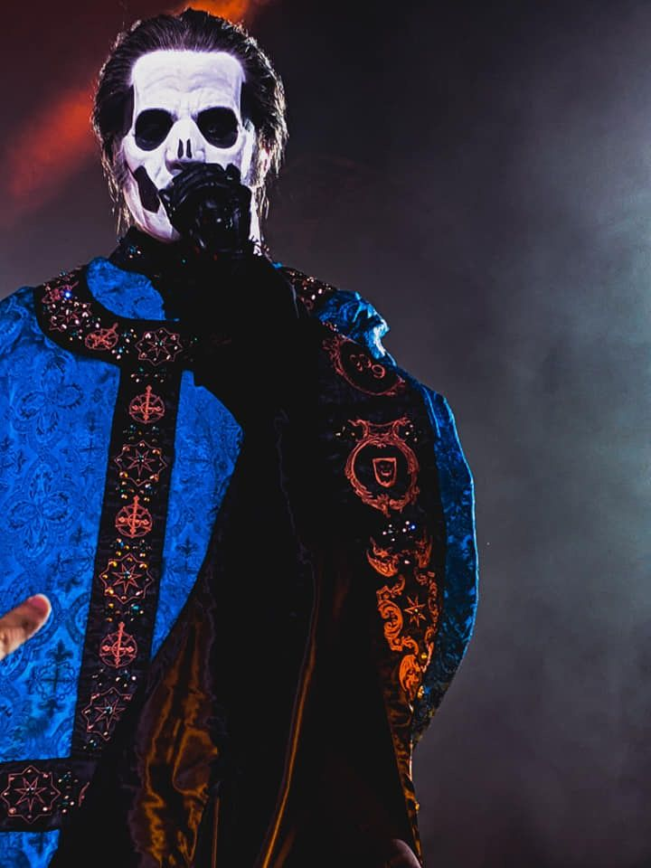 Pin By A Nameless Ghoul On Ghost Ghost Papa Band Ghost Ghost Papa Emeritus Iii