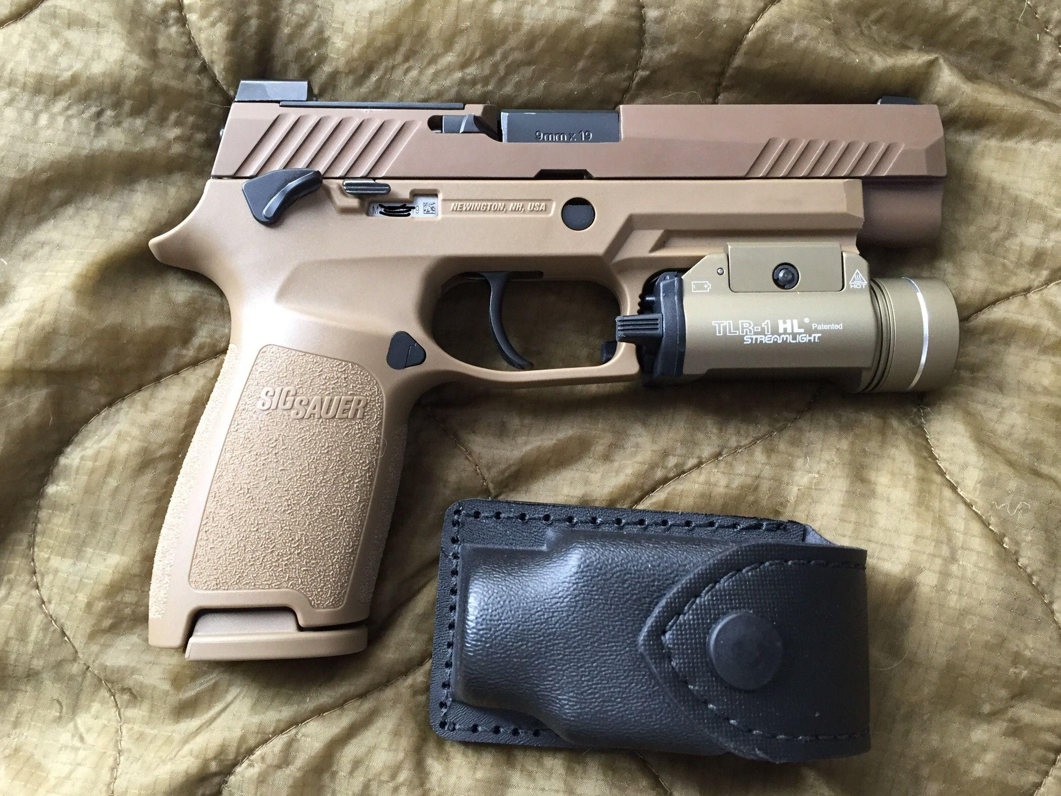 Sig Sauer P320 M17 9mm | General | Guns, Hand guns, Firearms